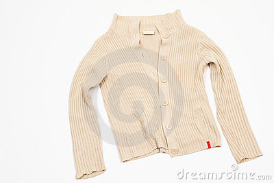Beige Cardigan for Women
