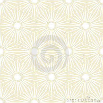 Beige floral explosion background