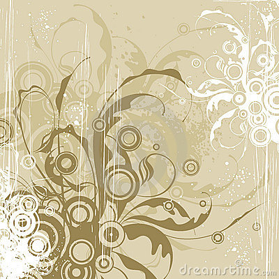 Free Beige Flowers Background Stock Image - 2294931