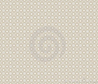 Beige Geometric Background
