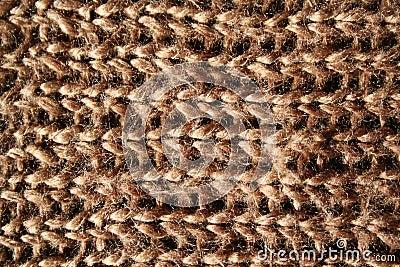 Beige Knit sweater background