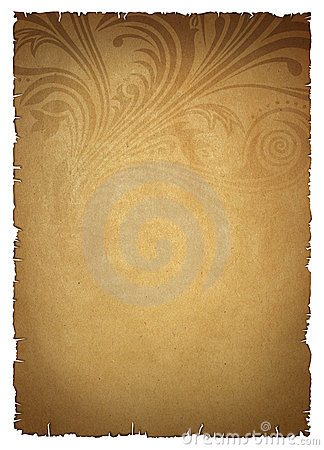 Beige old paper