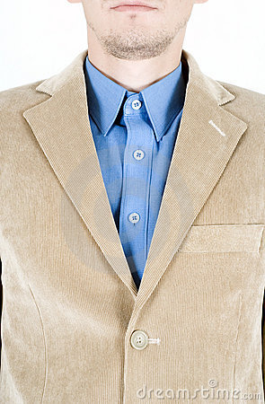 Beige Suit Stock Photography - Image: 21025092