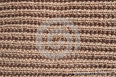 Beige wool cloth