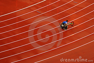Beijing 2008 Paralympic Games Editorial Stock Image