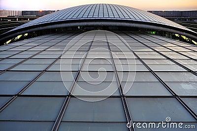 Beijing airport express station, third terminal
