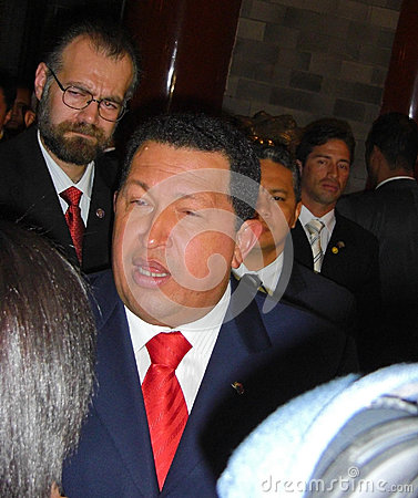 Hugo Chavez Editorial Photography