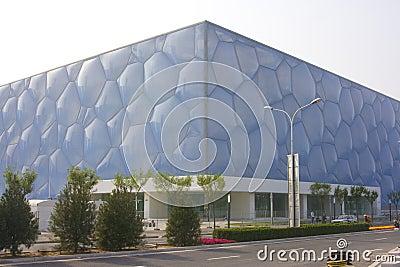 Beijing Aquatics Center