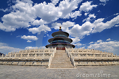 Beijing architecture-Temple of Heaven