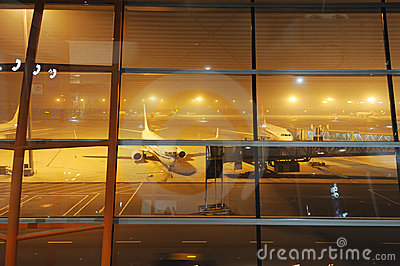 Beijing Capital International Airport Editorial Stock Image