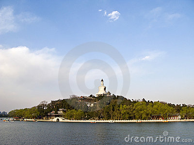 Beijing china — beihai park
