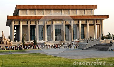 Beijing, China: Great Hall of the People Editorial Image