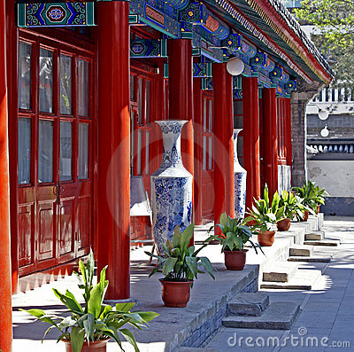 Free Beijing Mosque. Royalty Free Stock Image - 2522276