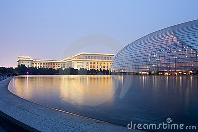 Beijing nationell Theatre