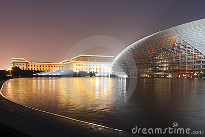 Beijing nationell Theatre