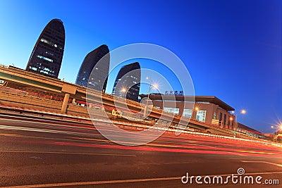 Beijing North Railway station in Beijing, China Editorial Photo