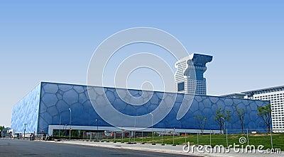 Beijing olympic stadium Editorial Photo