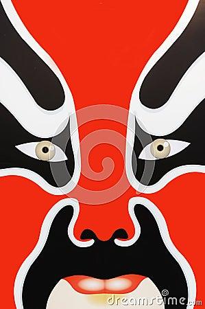 Free Beijing Opera Mask Stock Image - 15394131