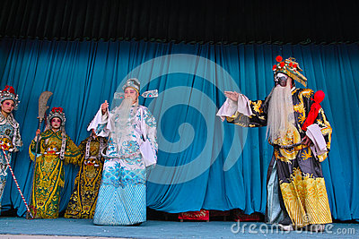 Beijing opera Editorial Stock Photo