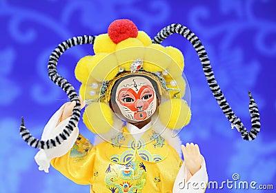 Beijing Opera Puppet