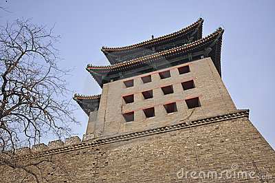 Beijing southeast corner tower