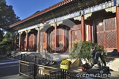 Beijing Summer Palace- Palace