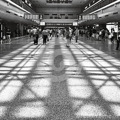 Free Beijing West Railway Station Royalty Free Stock Photography - 86169917
