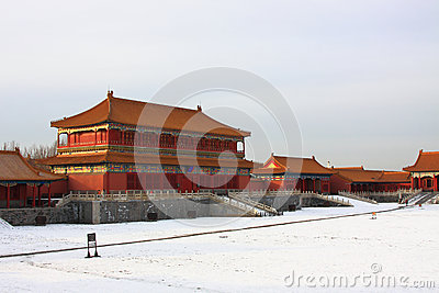 Beijings Forbidden City