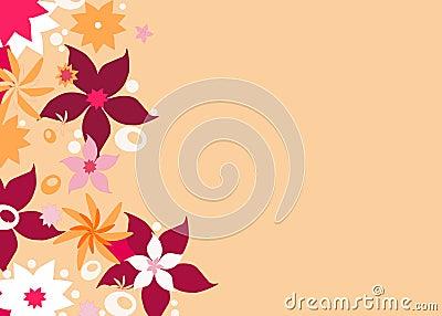 Beira floral