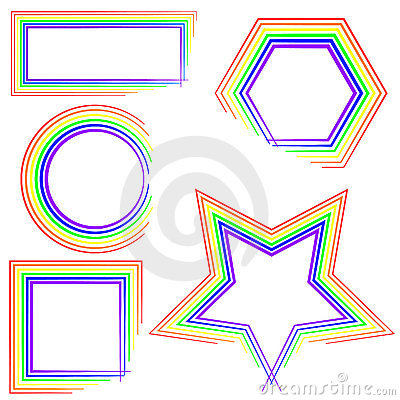 Beiras do arco-íris