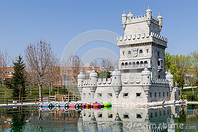 Belem Tower in Madrid