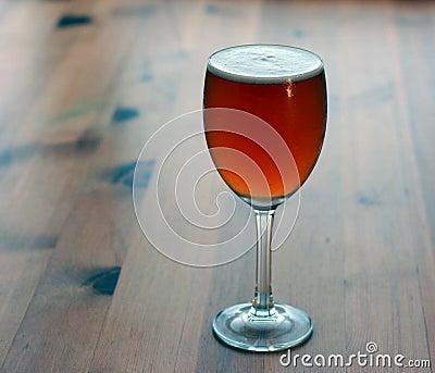 Belgian beer.