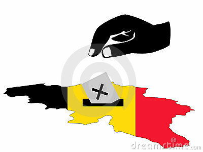 Belgian election