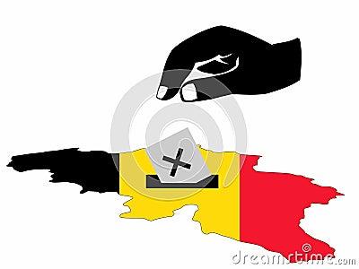 Belgian election