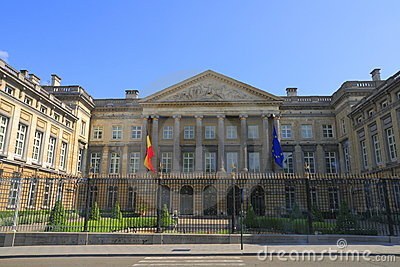 The Belgian Federal Parliament