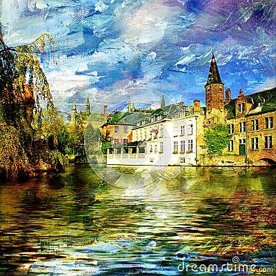 Free Belgium Royalty Free Stock Image - 5980026