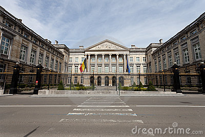 Belgium federal parliament