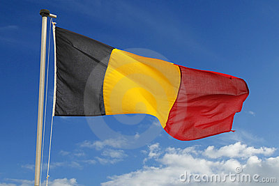 Royalty Free Stock Images: Belgium flag. Image: 17885629