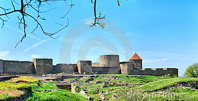Belgorod-Dnestrov Akkerman fortress