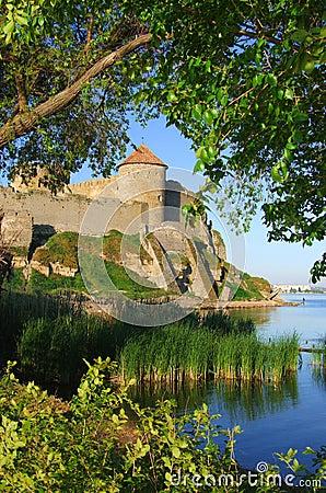Belgorod-Dnestrovskiy fortress