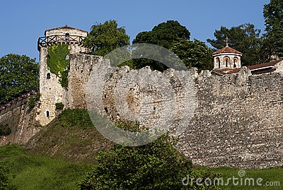 Belgrade fortress-5