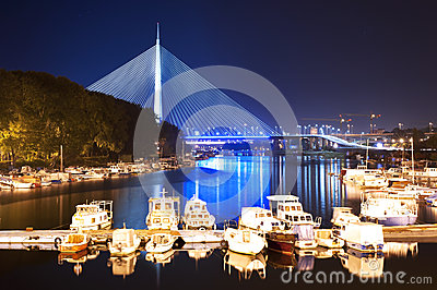 Belgrade Serbia Royalty Free Stock Photography - Image: 27223207