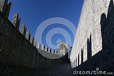 Belinzona castles