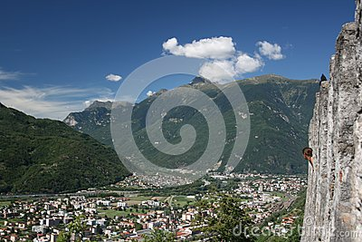 Belinzona Castles Royalty Free Stock Photo - Image: 16833965