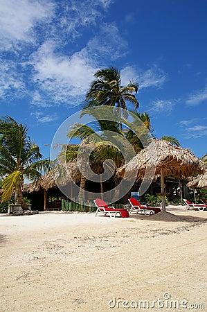 Belize resort