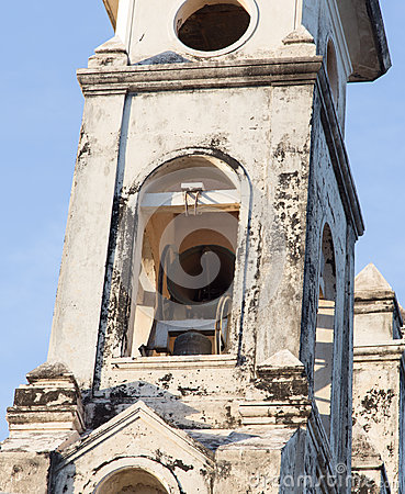 Free Bell From A Church In Detail Royalty Free Stock Images - 51717729