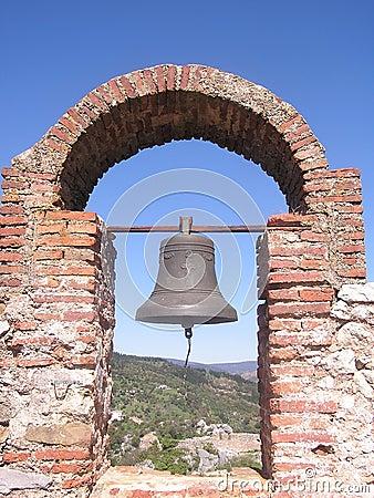 The Bell at Gaucin