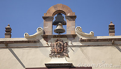 Bell Mexican Symbol Government Mexico