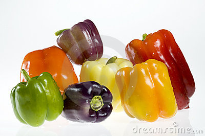 Bell Pepper Assortment