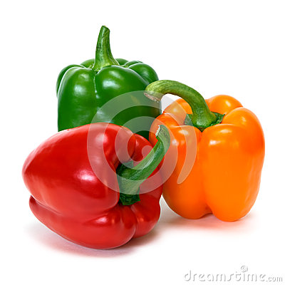 Free Bell Peppers Stock Photography - 26211222